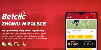 BetClic kiedy w Polsce? Już jest data startu!