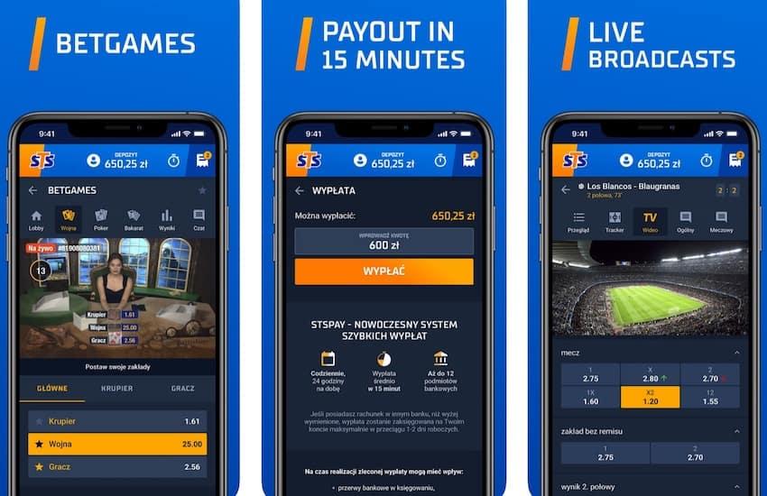 aplikacja mobilna do pokera online w polsce