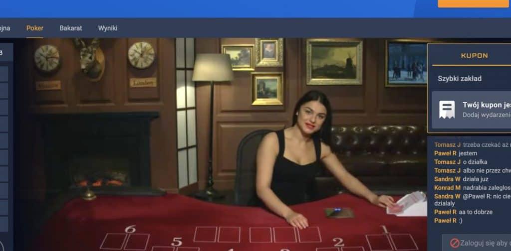 obstawianie gier karcianych w polsce